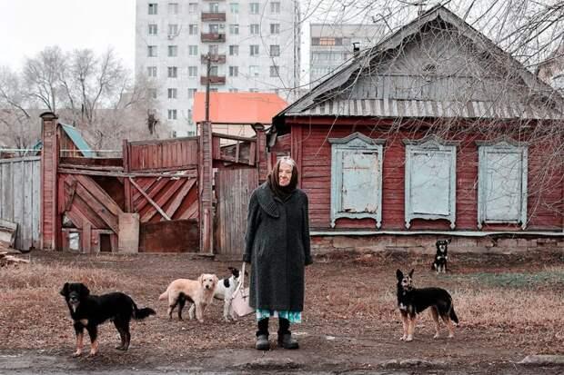 Правдивая Россия, «подсмотренная» оренбургским фотографом Вугаром Мамедзаде