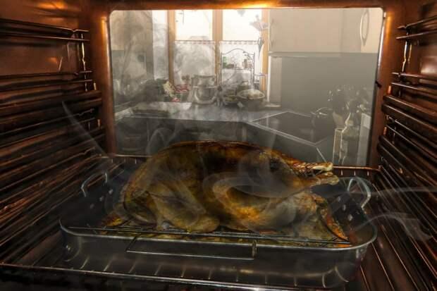 В квартире на Бескудниковском бульваре сгорела еда