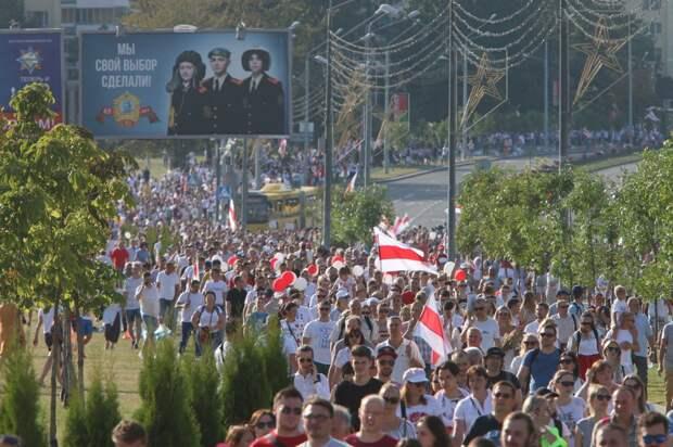 Раскол Белоруссии: потерянные белорусы и мобилизованные змагары