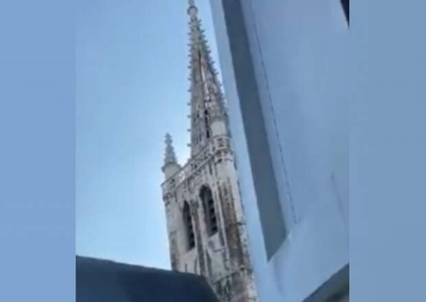 У  «патриотов» радость: в Бельгии старинный храм колоколами исполнил гимн Украины