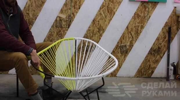 Кресло-качалка своими руками: удобно, стильно и недорого