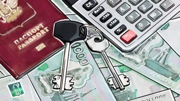 В РФ действует программа льготной ипотеки под 6,5% годовых