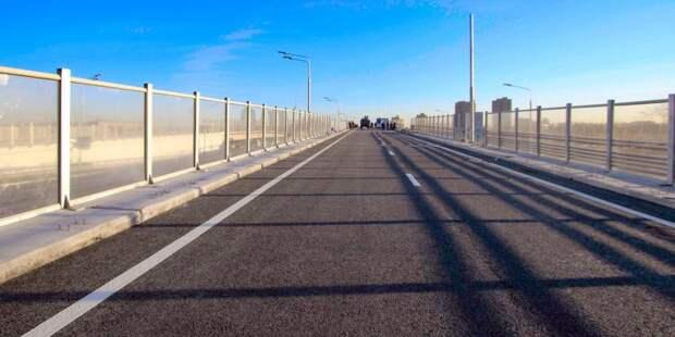 На участке Ленинградского шоссе увеличат разрешенную скорость