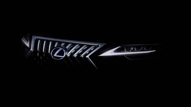 Премьера обновленного седана Lexus ES 2022 состоялась в Шанхае