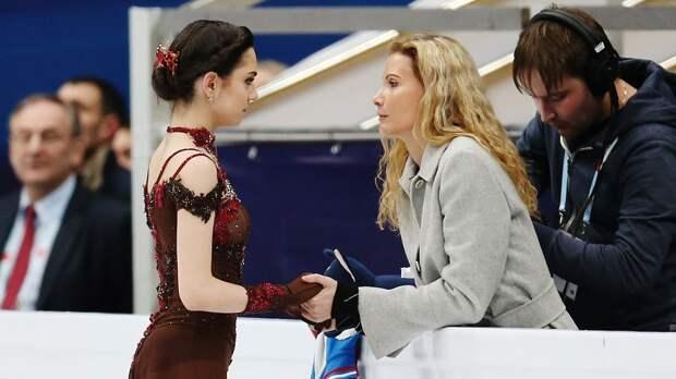 Тарасова — о Медведевой на 2-м этапе Кубка России: «Хочется, чтобы они с Тутберидзе были довольны друг другом»