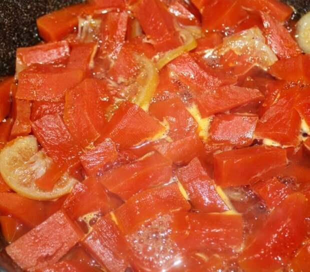 Янтарные цукаты из тыквы: осенью конфеты не покупаю! Просто, вкусно и недорого