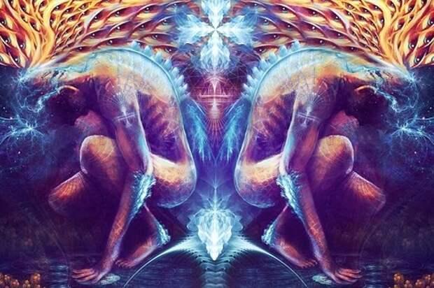 Формы сознания: от атома до Абсолюта