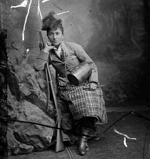 Ирене в 1881 году. Фотография из Национального исторического музея Чили (mhn.gob.cl)