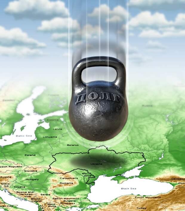 Зеленский создаёт личную армию, а в Киеве толкуют об украинской атомной бомбе