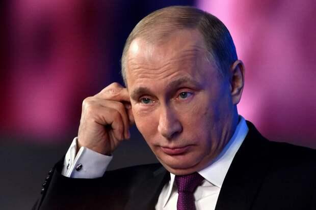 Путин: важен не сам курс рубля, а его предсказуемость