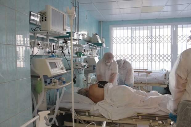Новый рекорд: 17 человек скончались от COVID-19 за сутки в Новосибирской области