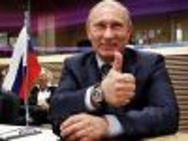 Чернокожие рэперы похвалили Владимира Путина за Крым