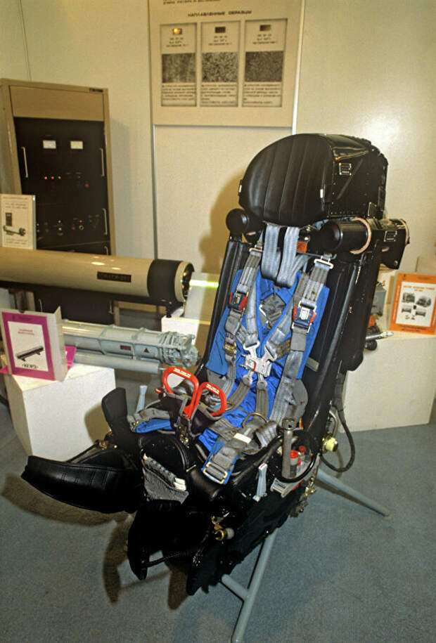 Катапультное кресло К-36ДМ