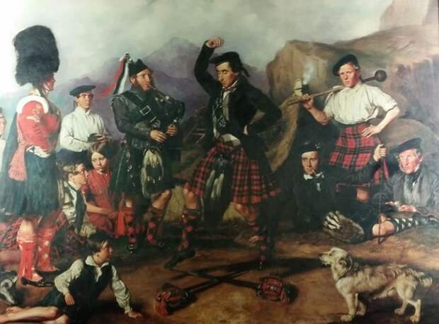 Здоровые итальянцы и злые шотландцы в чужих краях. Как даёт знать себя «кровь»