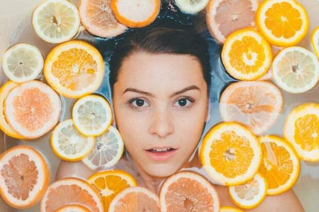 Еда и старение кожи. Что есть для продления красоты?