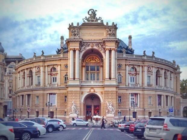 куда сходить в Одессе
