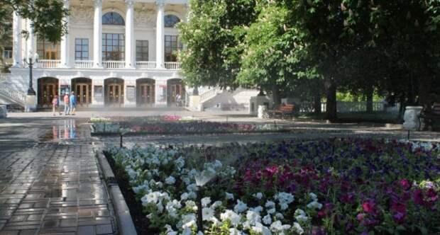 Более 130 тыс. цветов будут радовать гостей и севастопольцев в курортном сезоне
