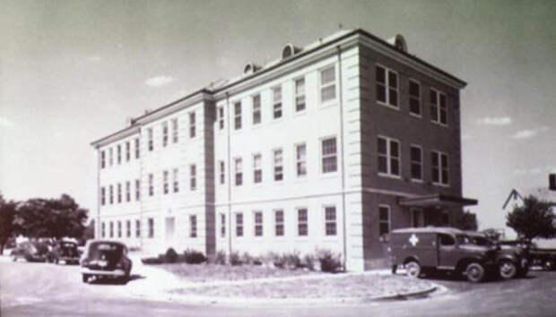 военная база в Огайо, тюрьма для инопланетян