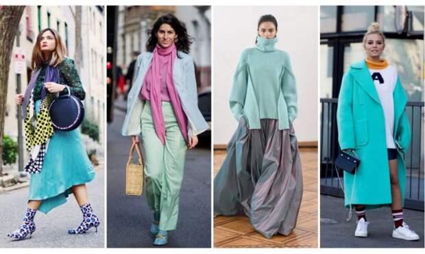 Модные цвета этого года