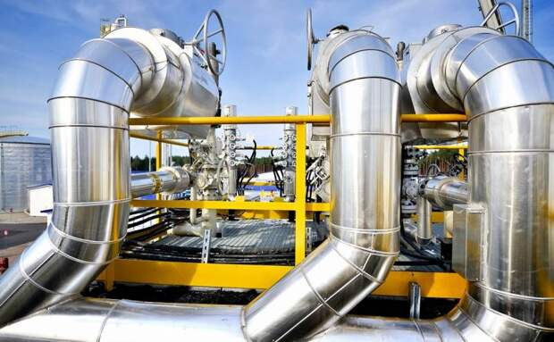 Германия резко сократила закупки российского газа