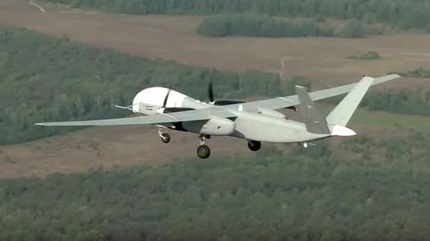 Новейший российский беспилотник «Альтиус-У» совершил первый полет