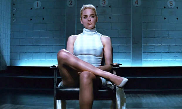 Шэрон Стоун рассказала, как была снята та самая сцена в «Основном инстинкте»