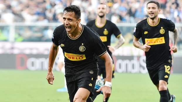 Санчес сможет помочь «Интеру» в матче с «Удинезе»