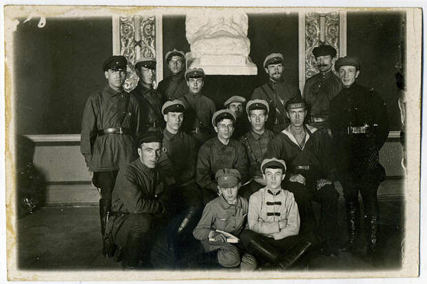 1922. Процесс правых эсеров в Москве
