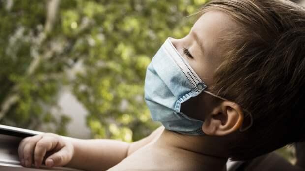 Названы признаки, которые говорят о постковидном синдроме у ребенка