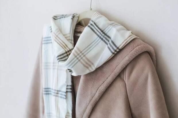Как правильно хранить одежду?