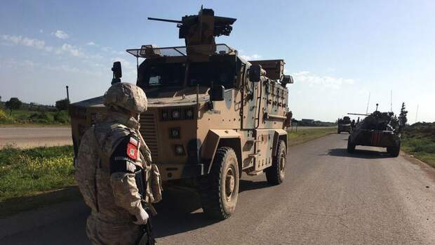 Россия укрепила базу в Сирии после переброски сил США