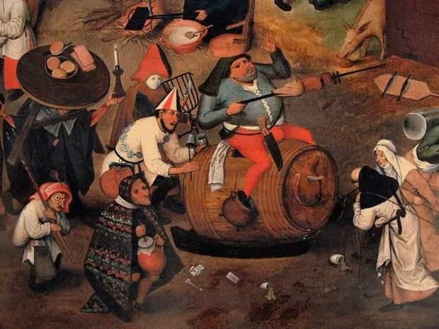 Фастфуд ипиво: как питались люди Средневековья каждый день?
