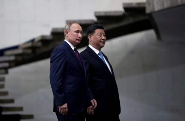 Америка ищет щели в российско-китайских отношениях