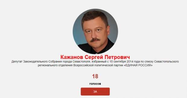 Колесников обходит Чалого, а аутсайдер - Кажанов