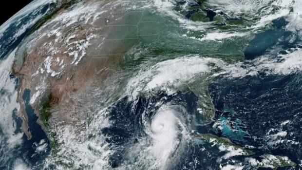 Ураган «Салли» ударил по юго-восточному побережью США