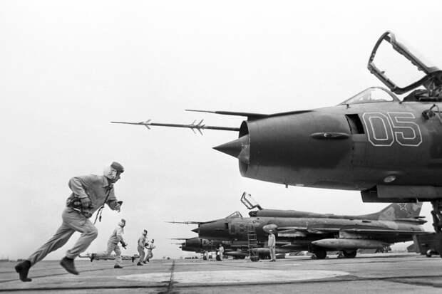 Эскадрильи Армагеддона: как НАТО чуть не спровоцировало ядерную войну
