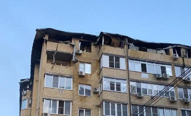 Погорельцев дома на Российской в Краснодаре поселят в гостинице