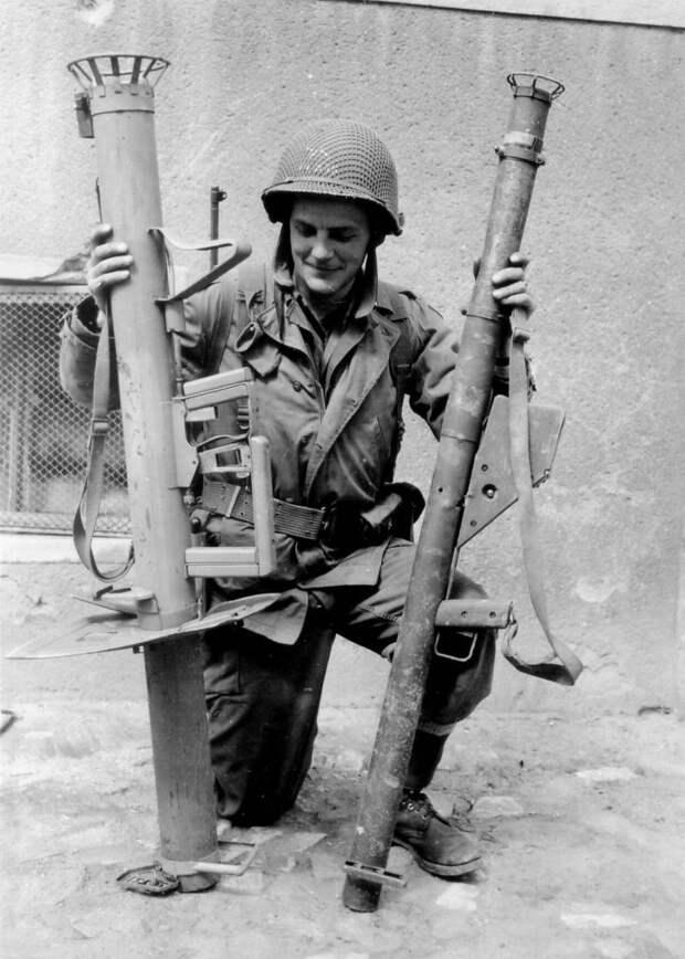 «Панцершрек»: лучшее противотанковое оружие вермахта