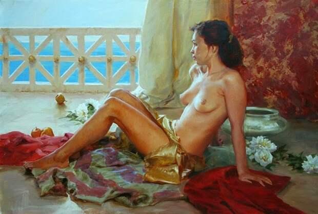 художник Дмитрий Калюжный (Dmitriy Kalyuzhny) картины – 21