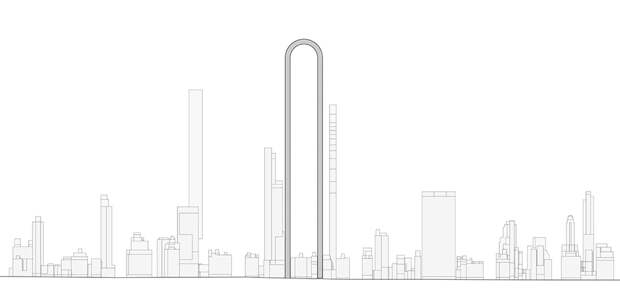 Как выглядит самое длинное здание в мире