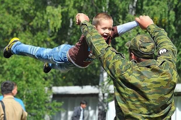 Минтруд предложил установить в России День отца
