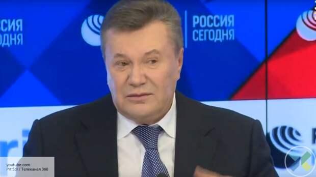 Апелляционный суд Киева отменил заочный арест Януковича