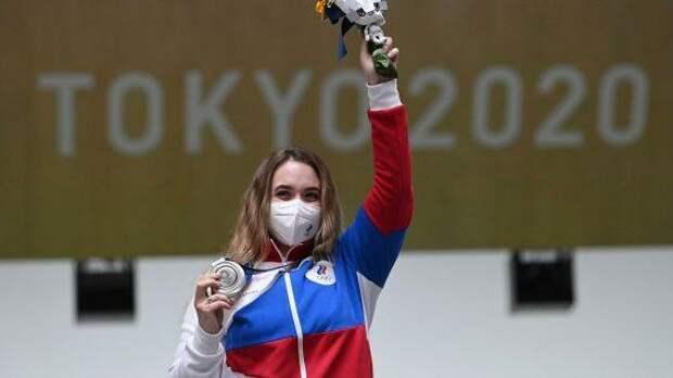 Олимпиада-2020: есть первая медаль России!
