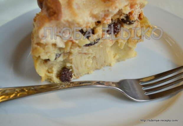 Торт из блинов по-венгерски 10