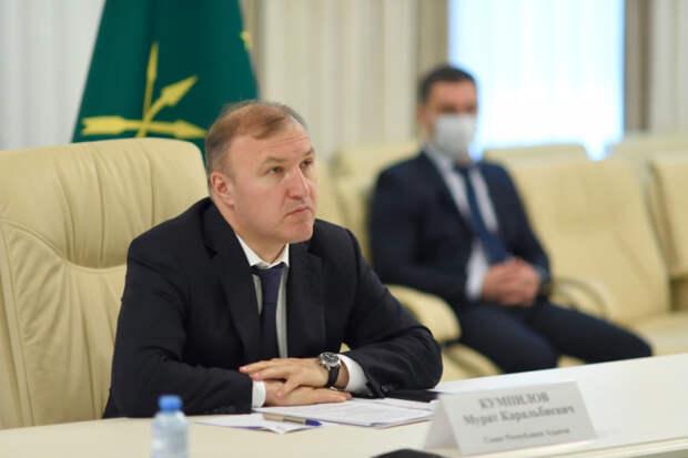 Глава Адыгеи принял участие в заседании президиума Правительственной комиссии по региональному развитию РФ