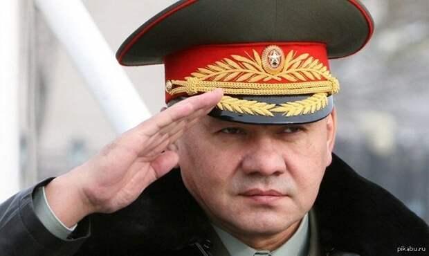 Шойгу передал привет американцам, снующим возле Крыма