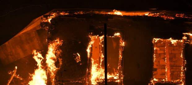 Зеленский наплевал на охваченную огнем Луганщину – Лукаш