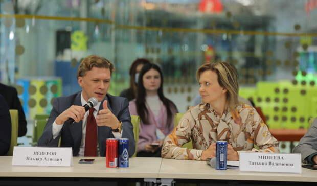 Татьяна Минеева стала модератором круглого стола врамках AlumForum 2021