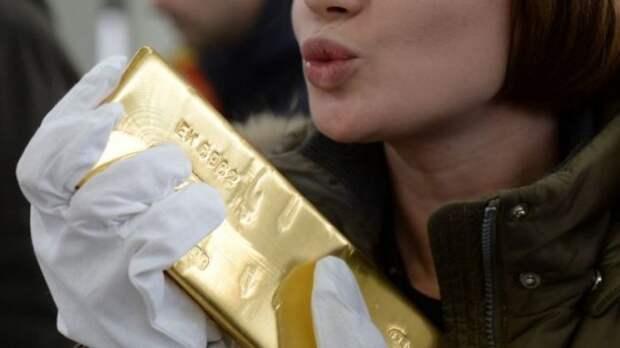 Россия поразила Запад рекордными накоплениями