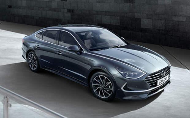 Hyundai Sonata: премьера нового поколения